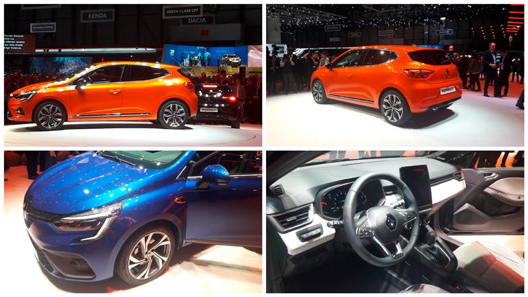 Renault показала новый хэтчбэк Clio 1