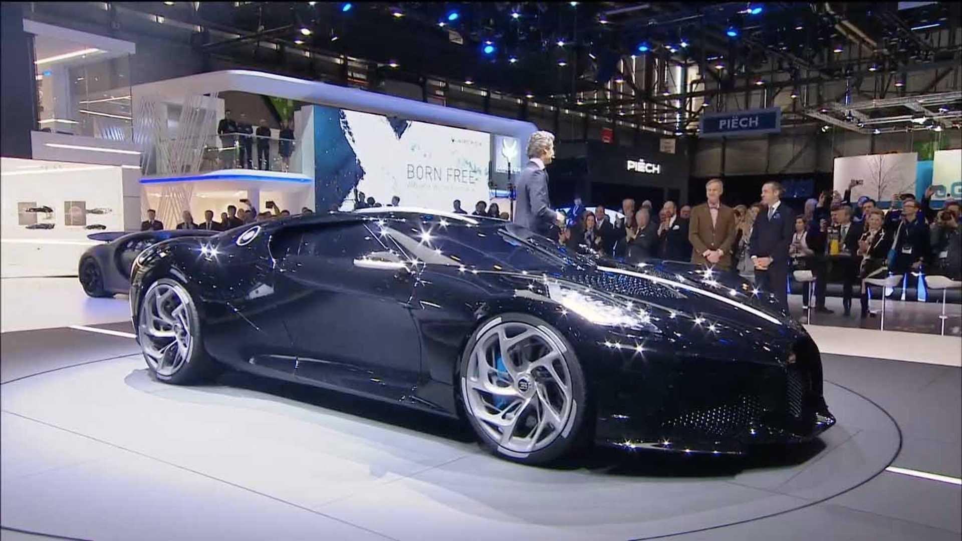Bugatti сделала La Voiture Noire — самый дорогой автомобиль в мире 2