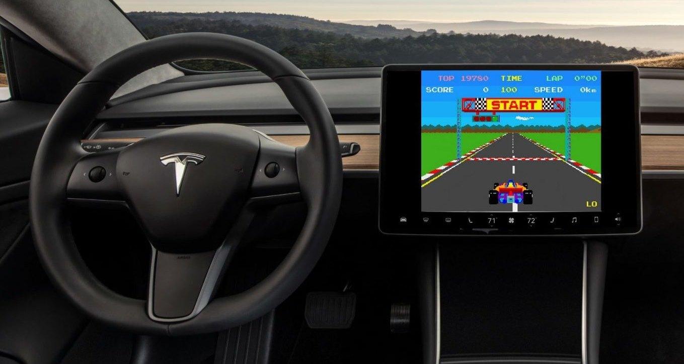 В автомобилях Tesla появится новое развлечение 1