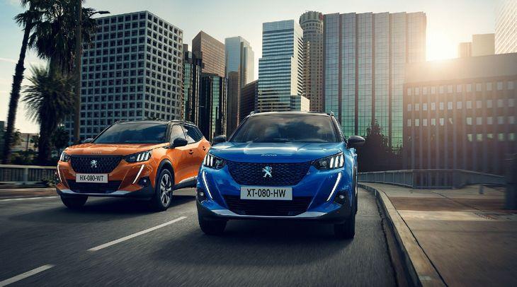 Peugeot выводит на рынок новое поколение кроссовера 2008 1