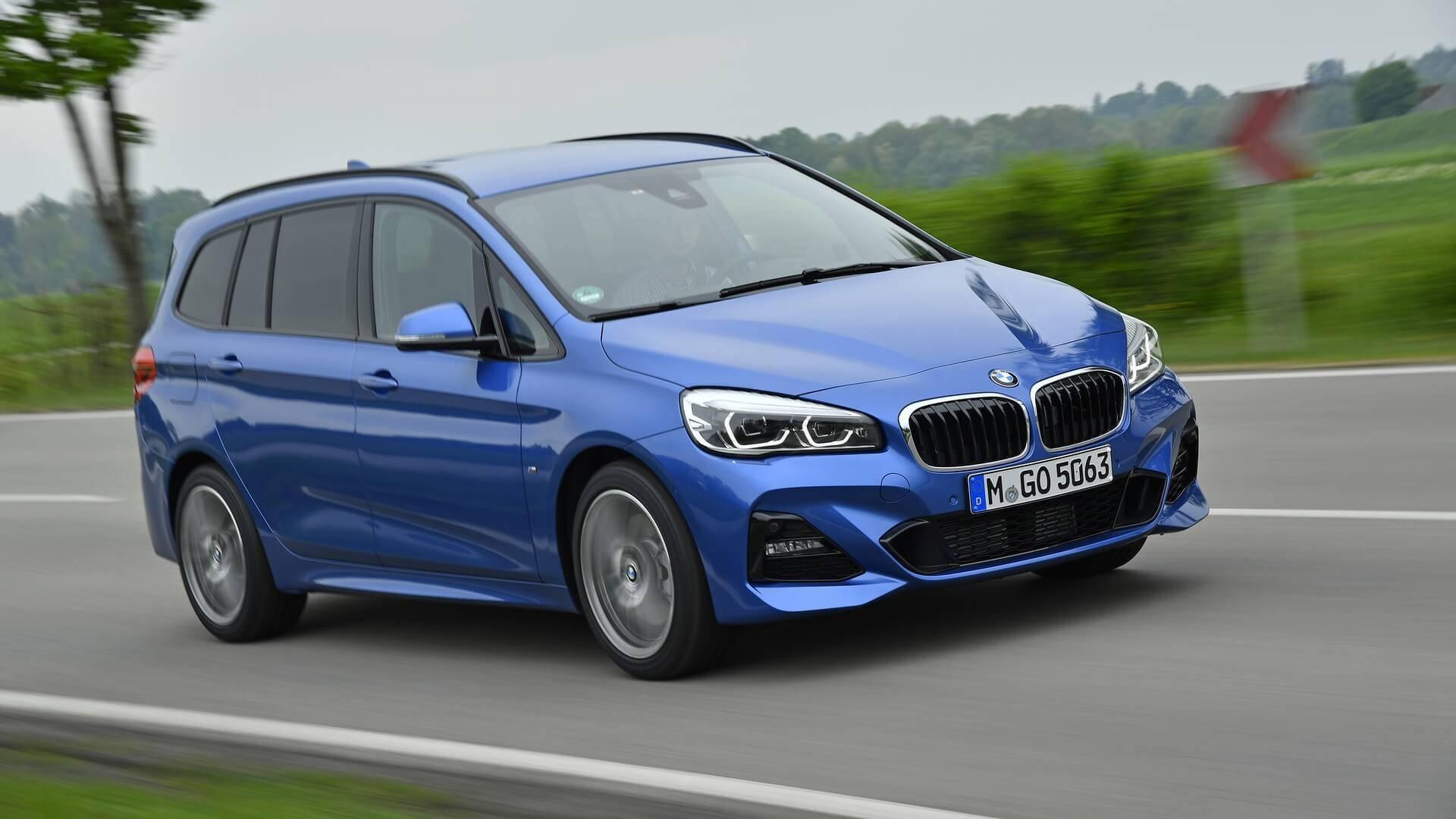 BMW откажется от компактвэнов 1