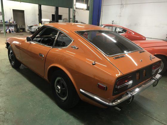 Автомобиль 1970 года выпуска продают за 125 тысяч долларов 2