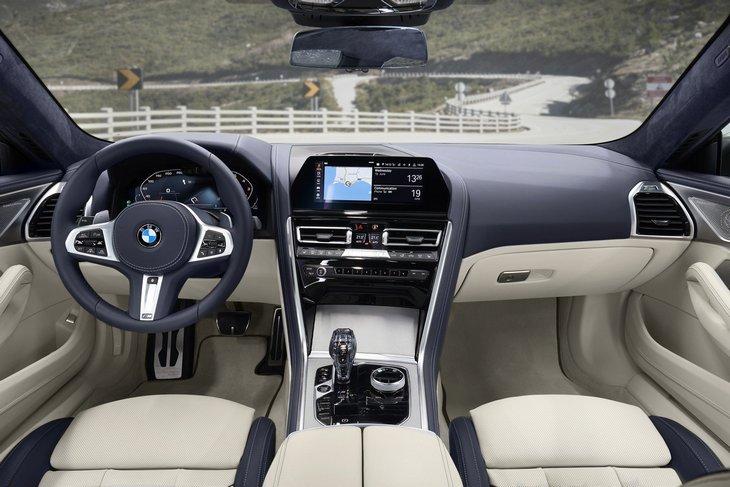 BMW официально представила 8 Series Gran Coupe 3