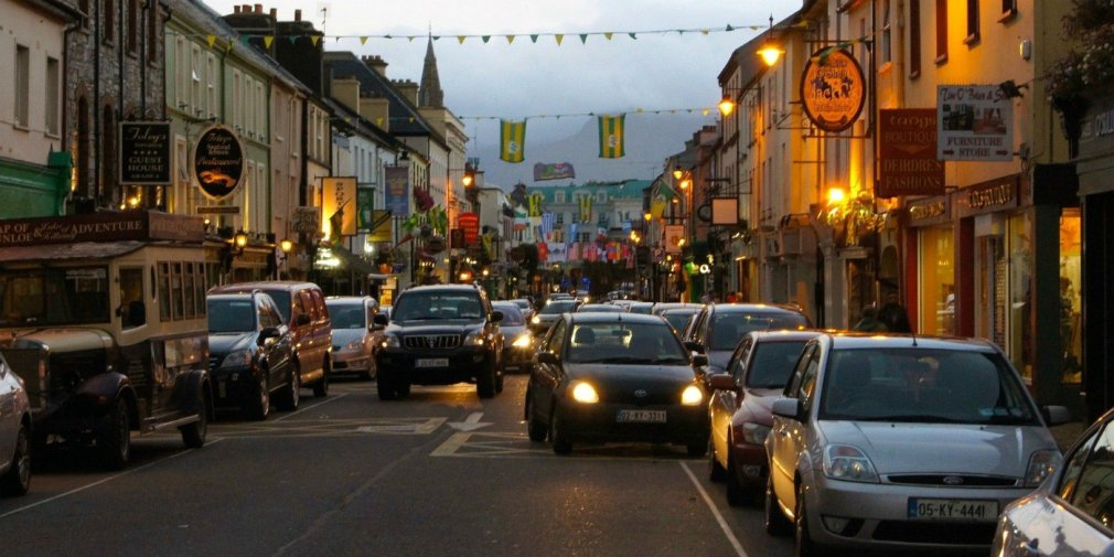В Ирландии запретят бензиновые и дизельные автомобили в 2030 году 1