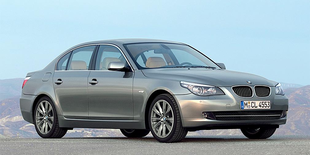 BMW отзовет более полумиллиона автомобилей по всему миру 1