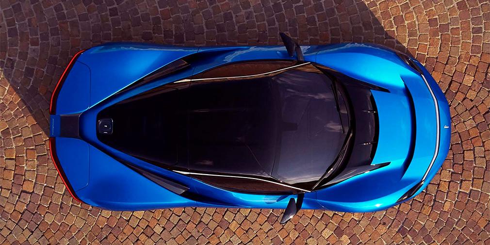 Pininfarina изменила дизайн мощнейшего итальянского суперкара 2