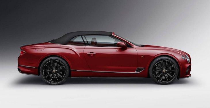 Bentley представил юбилейную версию Continental Number 1 Edition 3