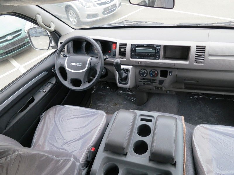 Интересный двойник Toyota Hiace в Украине 3