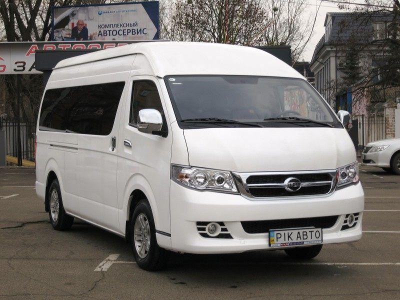 Интересный двойник Toyota Hiace в Украине 1