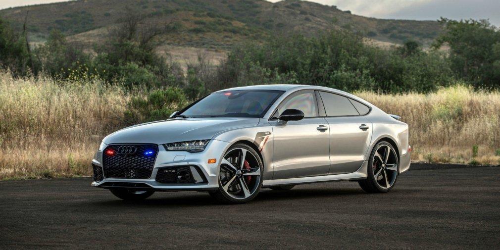 Audi RS7 превратили в самый быстрый в мире бронемобиль 2