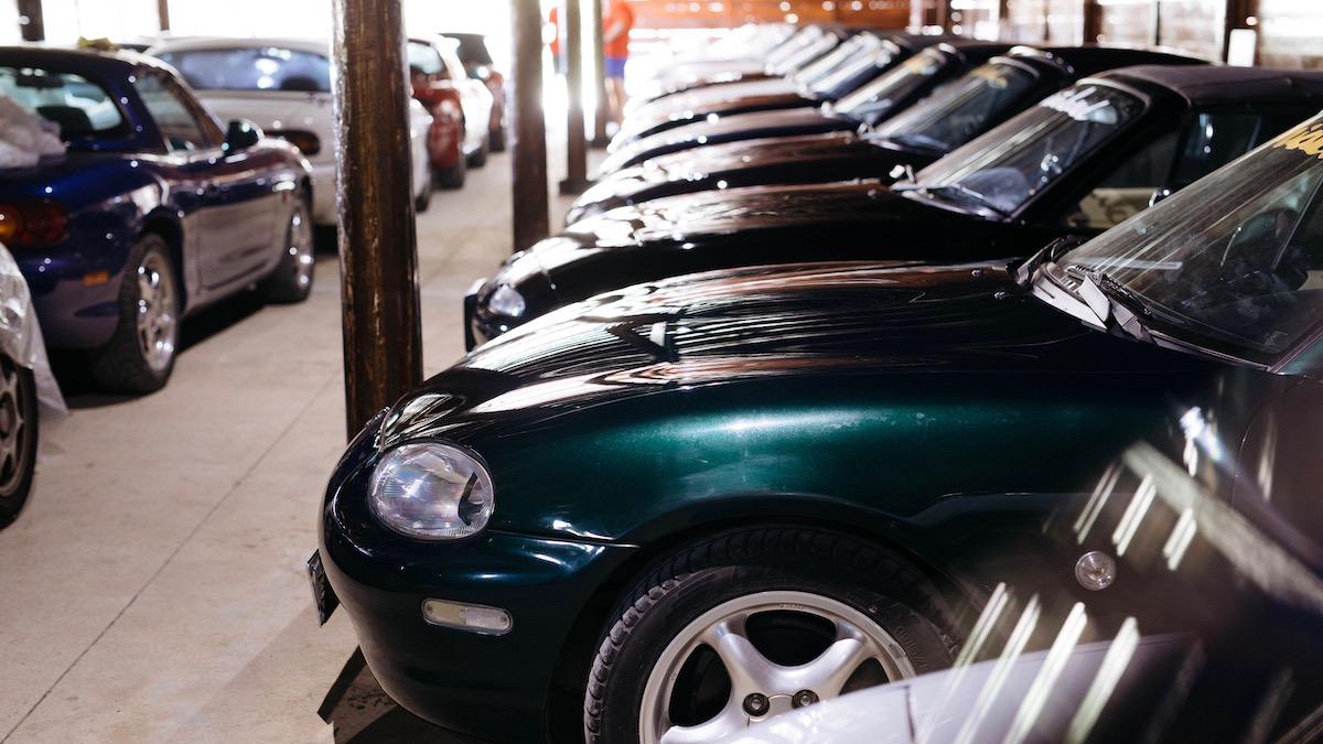 В Италии построили курорт для фанатов Mazda MX-5 2
