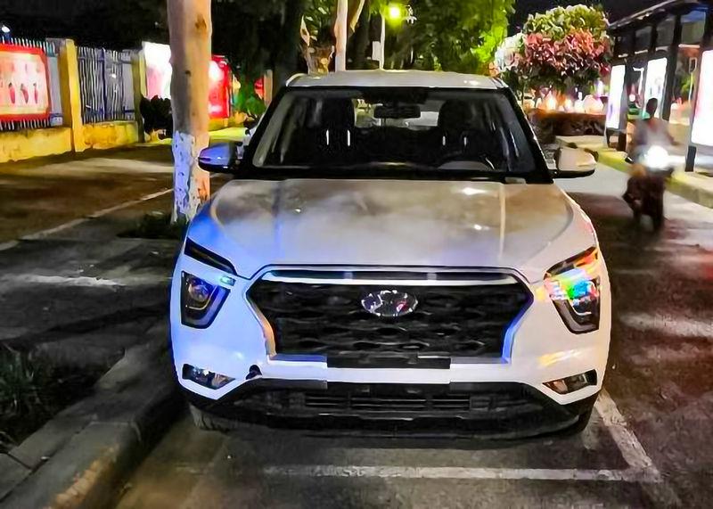 Новый Hyundai Creta — первые фото 1