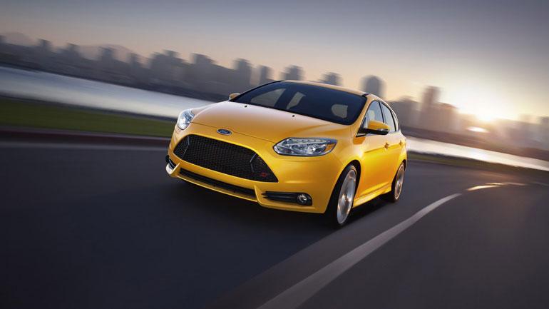 Ford отзывает почти 60 тысяч автомобилей Focus 1