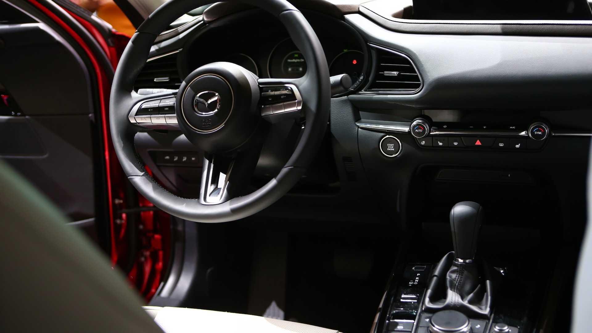 Mazda готовится к расширению модельного ряда в Европе 3