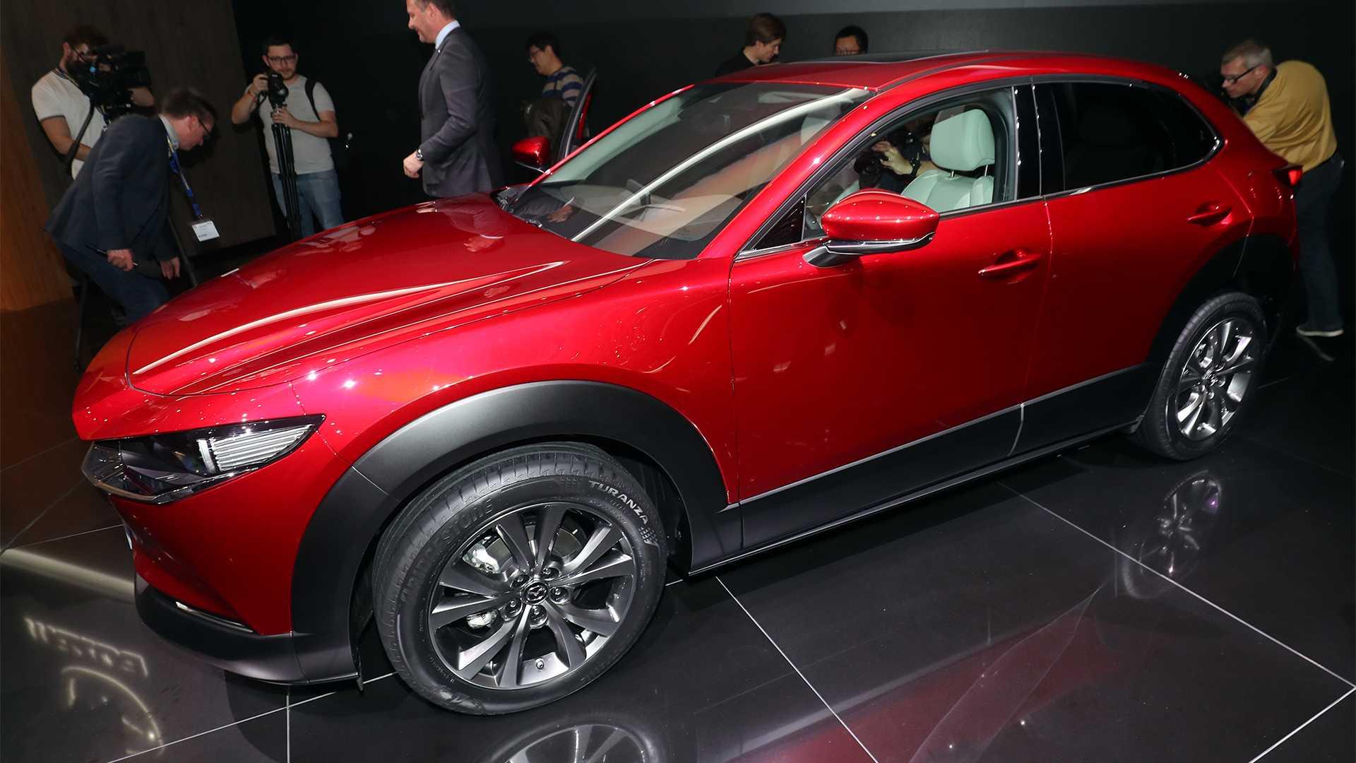 Mazda готовится к расширению модельного ряда в Европе 2