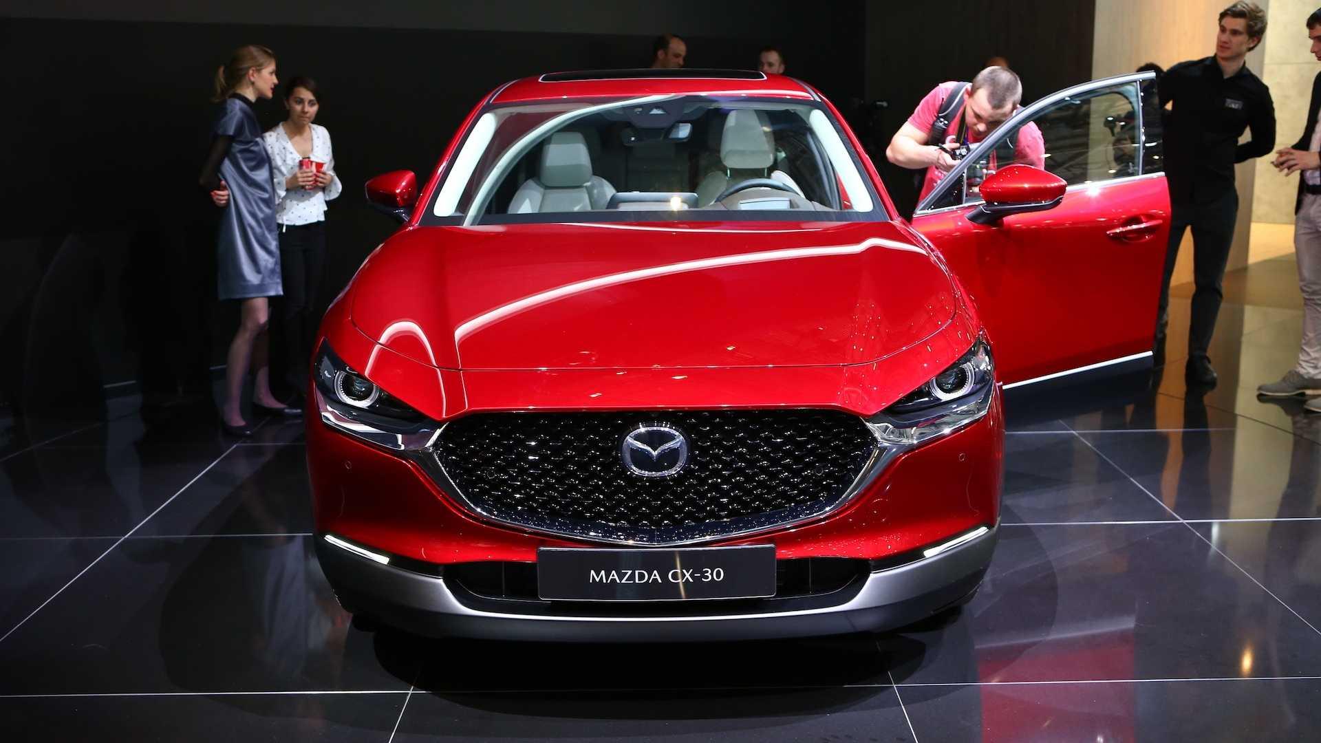 Mazda готовится к расширению модельного ряда в Европе 1