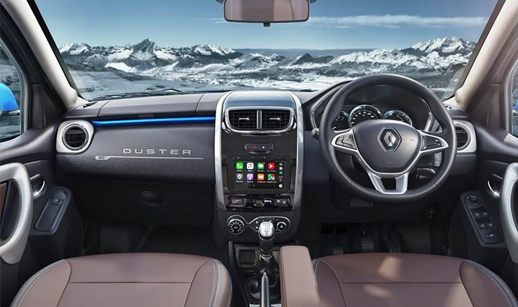 Renault обновил Duster первого поколения 2