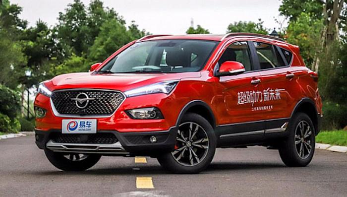 Дешевый аналог Hyundai Santa Fe поступил в продажу 1