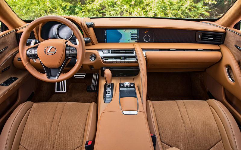Lexus готовит новый кабриолет 2