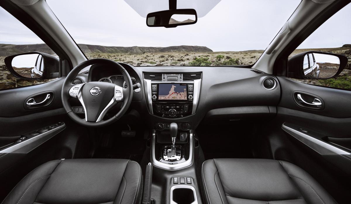 Пикап Nissan Navara пережил техническую модернизацию 2
