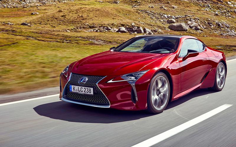 Lexus готовит новый кабриолет 1