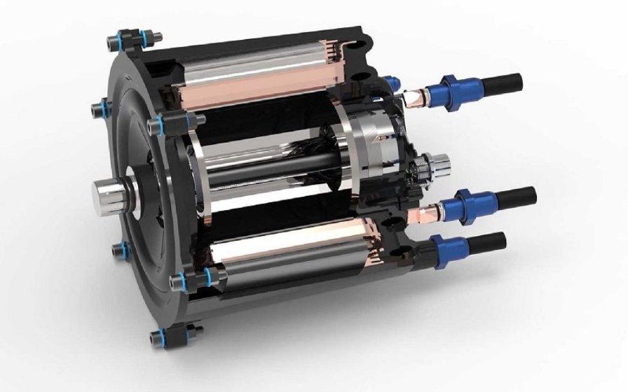 Немцы разработали электромотор с полимерным корпусом 1