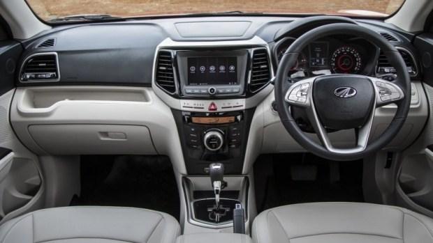 Компакт-кросс Mahindra XUV300 обзавелся новой доступной модификацией 2