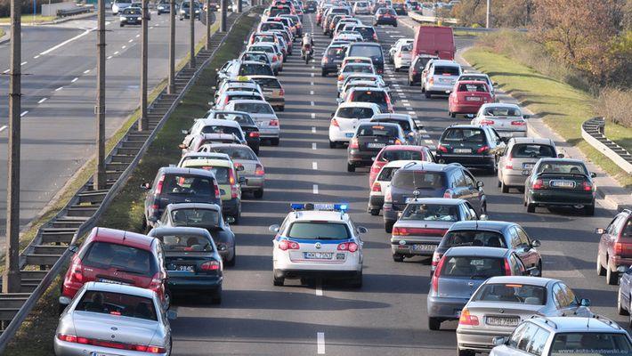 На польских дорогах хотят ввести коридор жизни 1