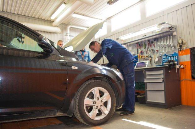 Украинских водителей будут штрафовать за авто с ГБО 1