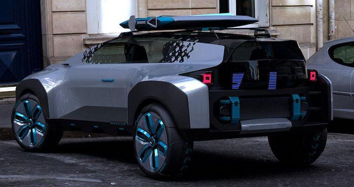 Как мог бы выглядеть Renault Duster из будущего 2