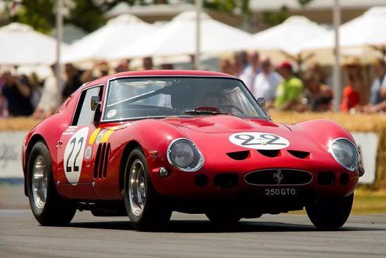 Суд запретил создавать реплику раритетного Ferrari 1