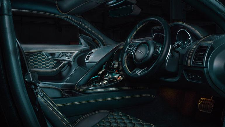Lister построила лимитированную версию родстера Jaguar F-Type 2