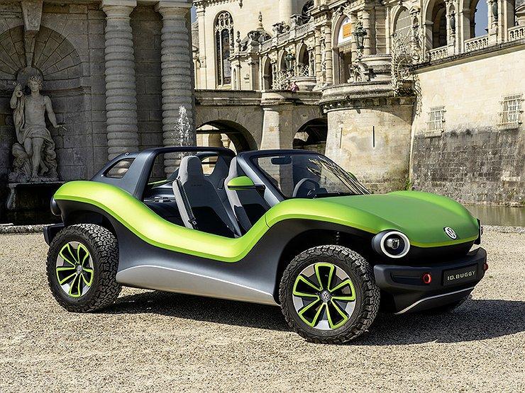 Маленький Volkswagen признали самым элегантным автомобилем 1