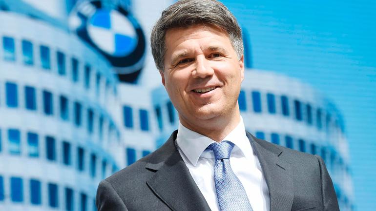 Гендиректор BMW уйдет в отставку в 2020 году 1