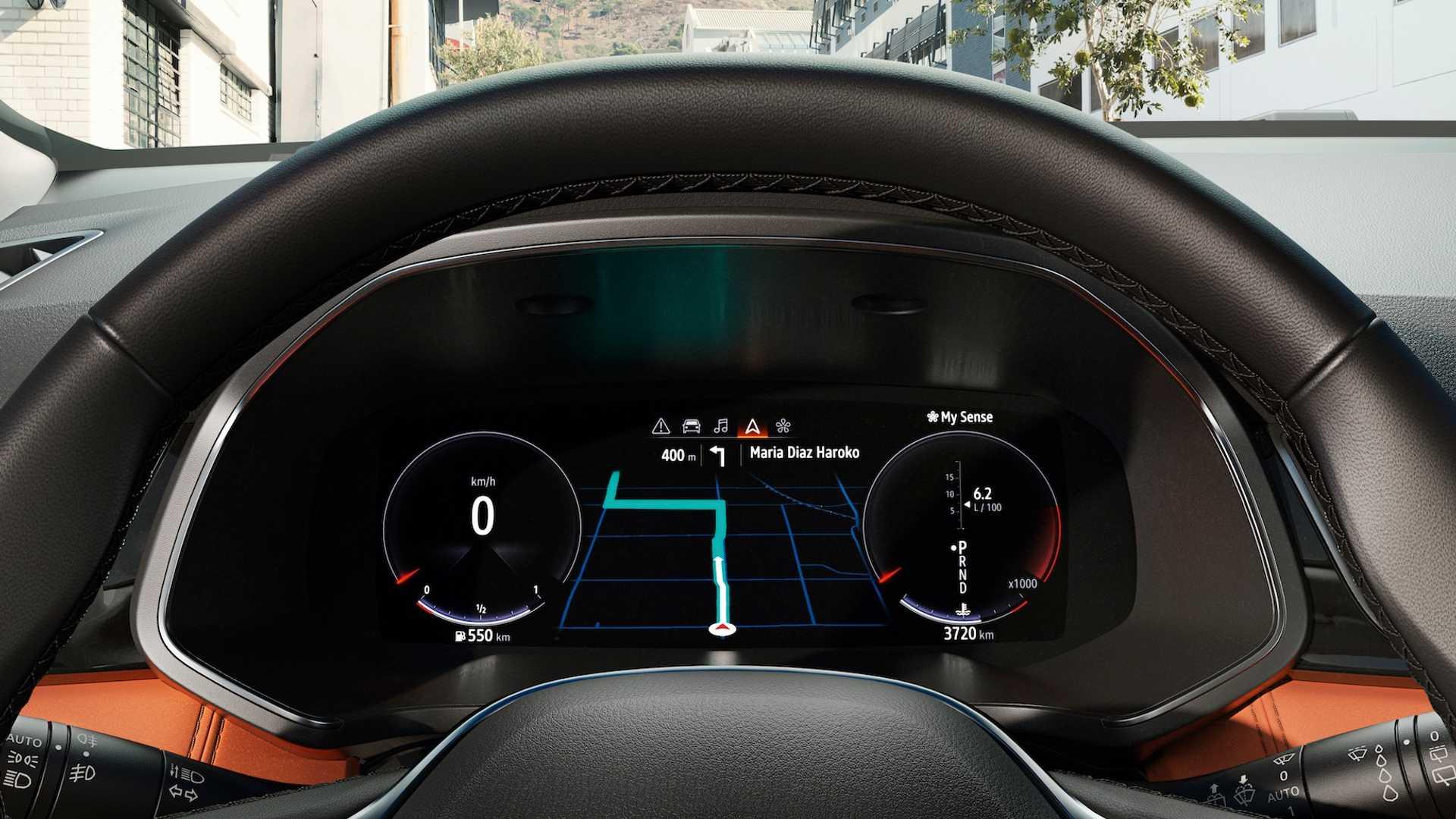 Renault показала новый Captur 4