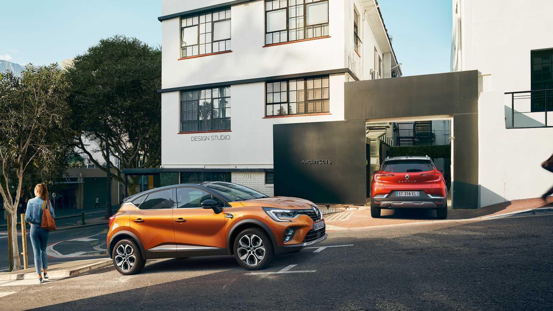 Renault показала новый Captur 1