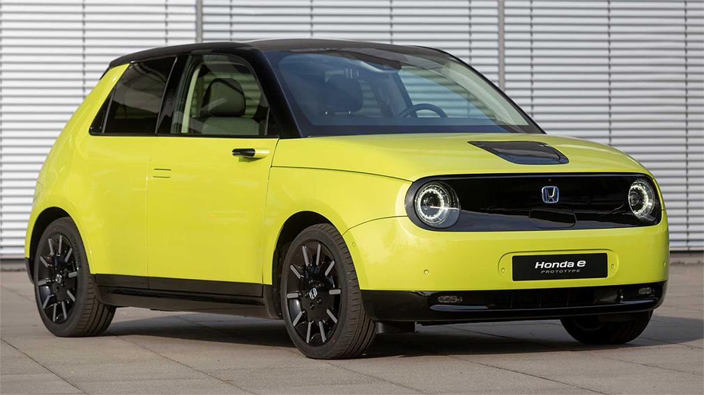 Honda раскрыла характеристики первого серийного электрокара 1