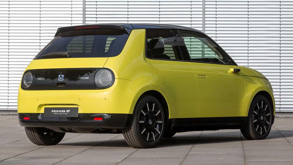 Honda раскрыла характеристики первого серийного электрокара 2
