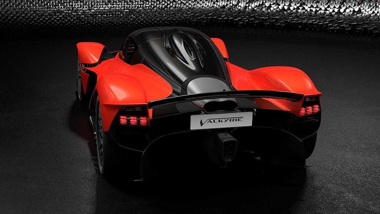 Aston Martin Valkyrie пользуется ажиотажным спросом 2