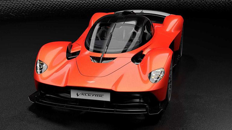 Aston Martin Valkyrie пользуется ажиотажным спросом 1