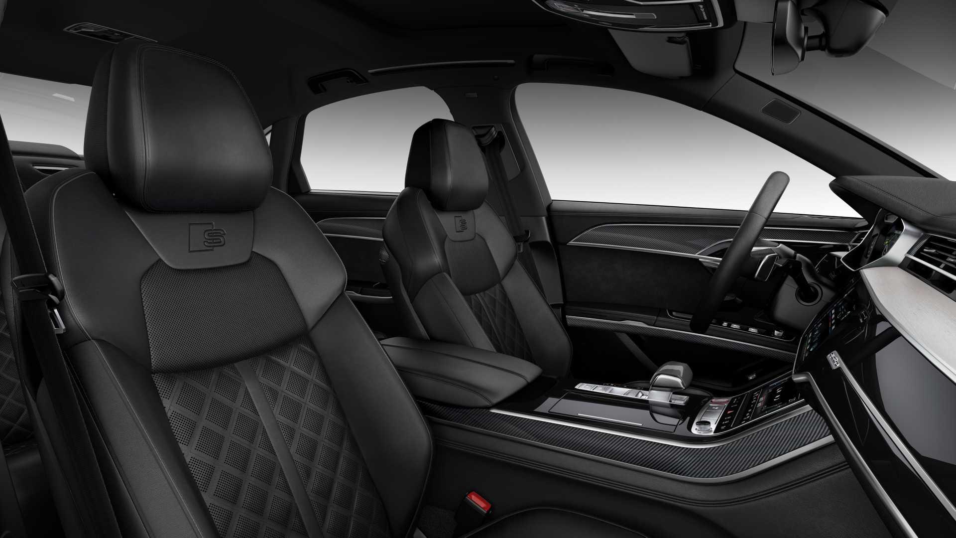 Audi сделала 570-сильный седан S8 2