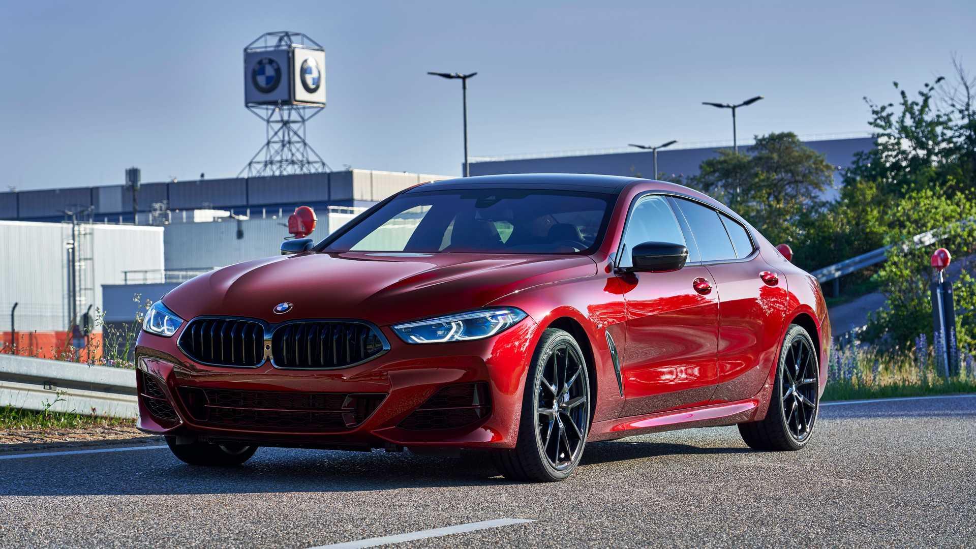 Начался выпуск BMW 8 Series Gran Coupe 1