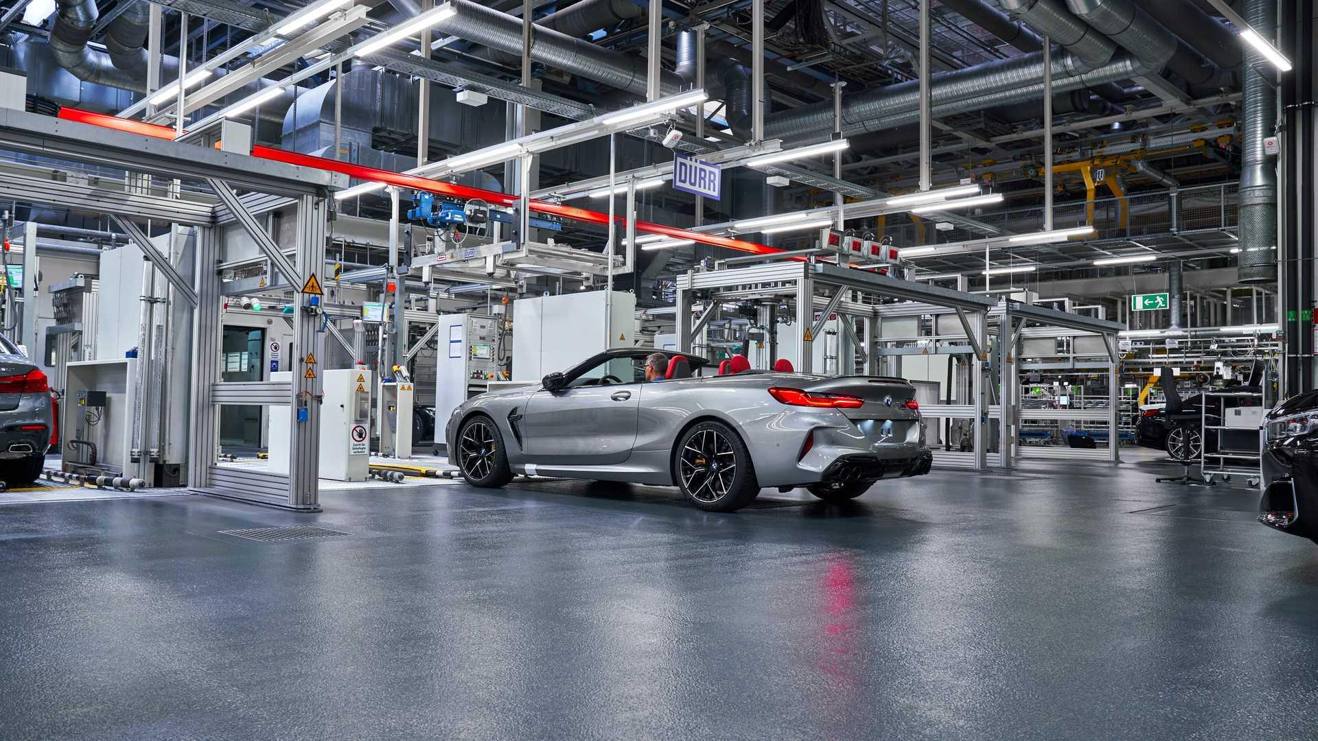 Начался выпуск BMW 8 Series Gran Coupe 2
