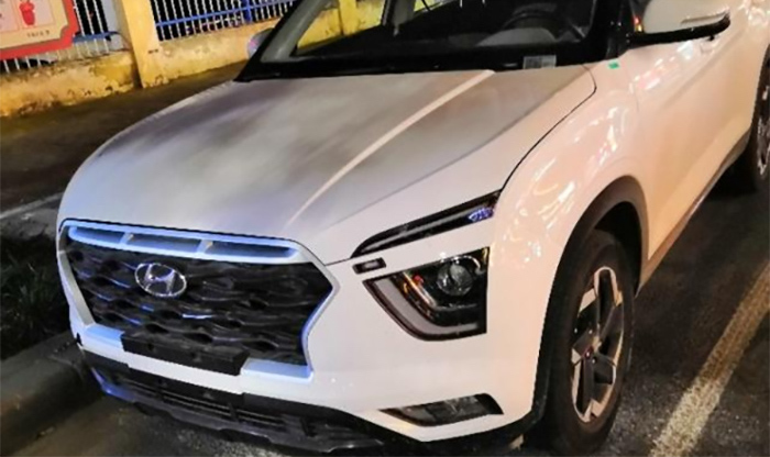 Новая Hyundai Creta выйдет в продажу в августе 1