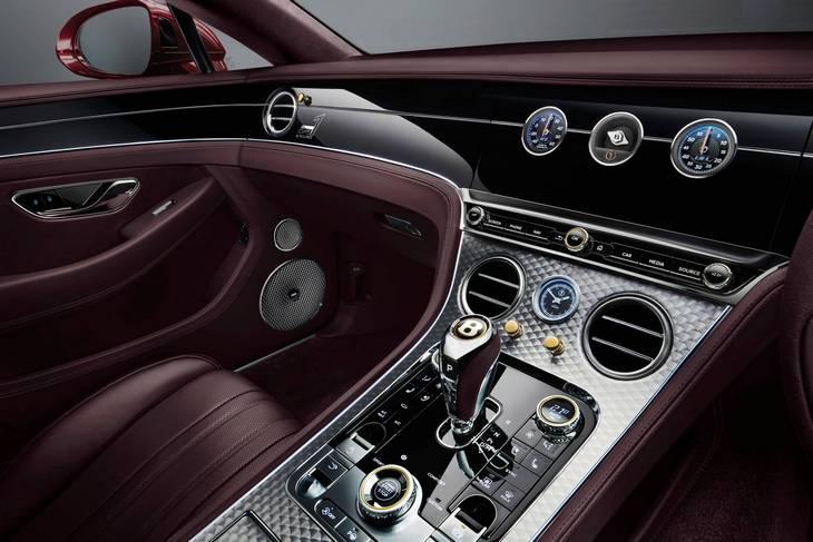 Bentley представил юбилейную версию Continental Number 1 Edition 2