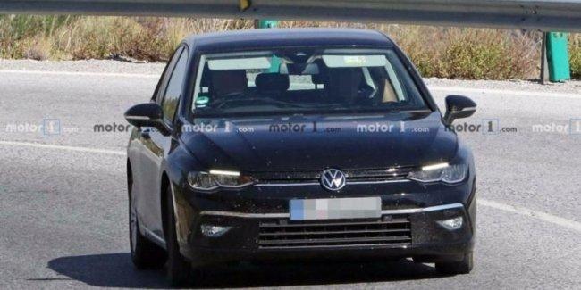 Volkswagen Golf нового поколения станет длиннее предшественника 1