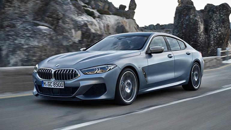 Alpina выпустит свой вариант BMW 8 серии Gran Coupe 1