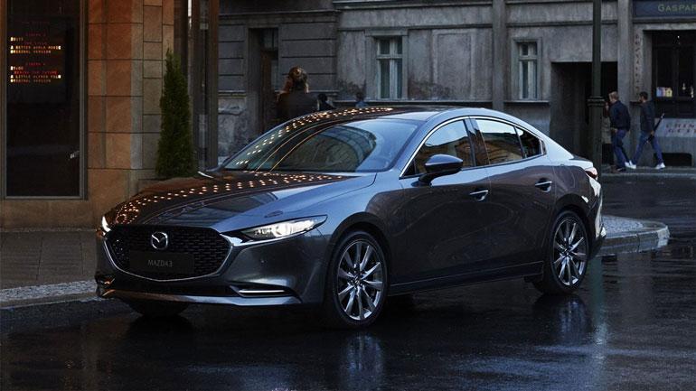 Mazda отзывает более 25 тысяч автомобилей Mazda3 1