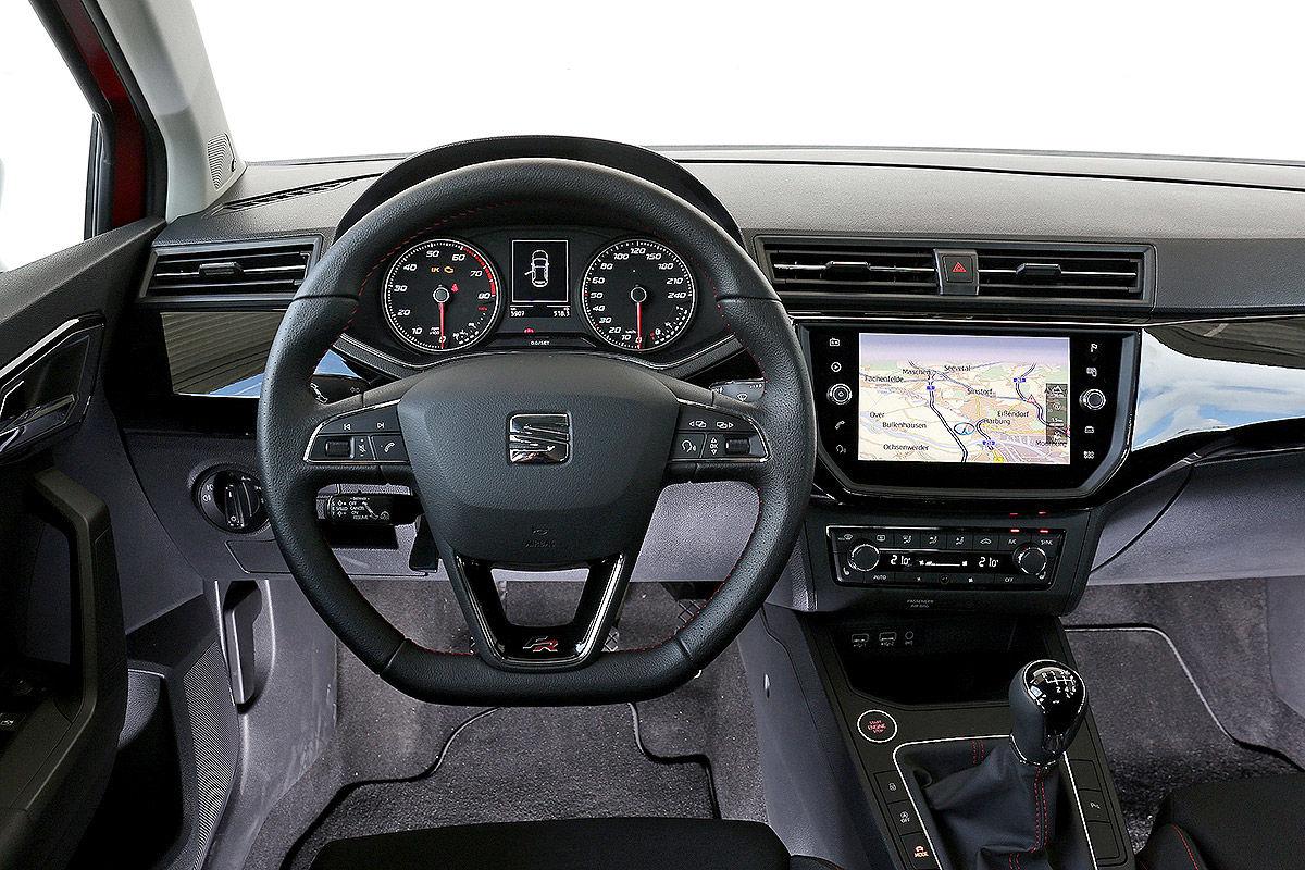 Тест-драйв Seat Ibiza с ГБО 3