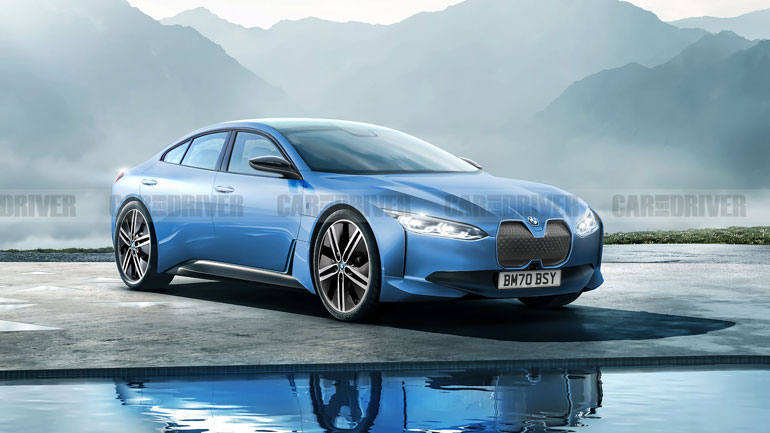 Новый BMW i4 станет настоящей угрозой для Tesla Model 3 1